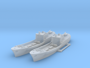 Trawler St Giles H220 in Smooth Fine Detail Plastic: 1:1250