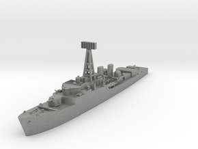 "RN Type 81 ""Tribal"" class frigate in Gray Professional Plastic: 1:600"