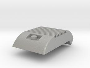 Drive In Speaker Ramp Flap Cover in Aluminum