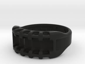 US11.5 Ring IX: Tritium in Black Premium Versatile Plastic