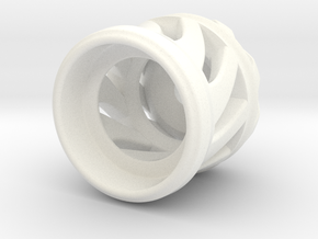 tzb ao2 herc's core armor  in White Processed Versatile Plastic