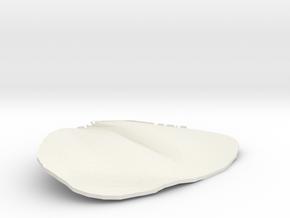 simbionte spider suit left eye in White Natural Versatile Plastic
