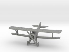 Nieuport 17 (Vickers) in Gray Professional Plastic: 1:144