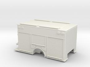 1/64 E-One EMAX body in White Natural Versatile Plastic