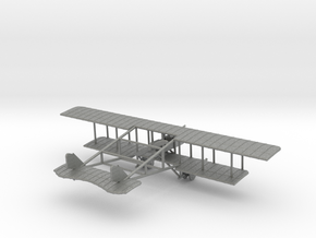 Savoia-Pomilio Farman 1914 in Gray Professional Plastic: 1:144