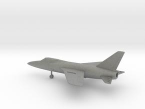 Grumman F-11F-1 Tiger in Gray Professional Plastic: 1:200