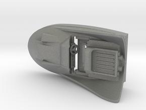 Whomobile Pinball Mod - 1:40 (Alien Version) in Gray Professional Plastic