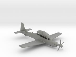 003A Super  Tucano in Flight 1/144 in Gray Professional Plastic
