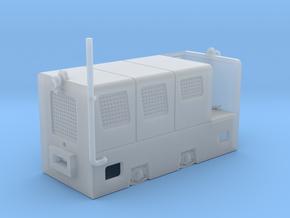 AGV DHL-15 M5, kadee in Smooth Fine Detail Plastic: 1:45