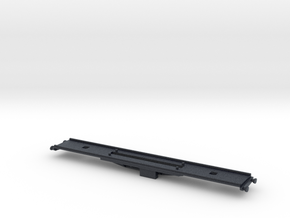 BR Mk 1 - Chassis 57' - Z - 1:220 in Black Professional Plastic