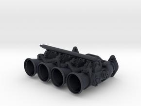Engine Throttle Type2 - 1/10 in Black PA12