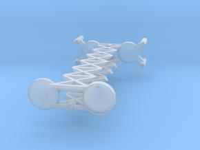 Large Transport DIY in Smooth Fine Detail Plastic