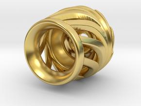 tzb tachyon in Polished Brass