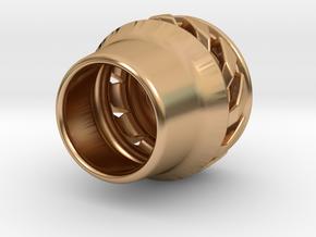 tzb graviton in Polished Bronze