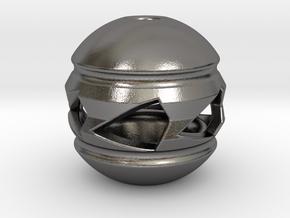 tzb Photon in Polished Nickel Steel