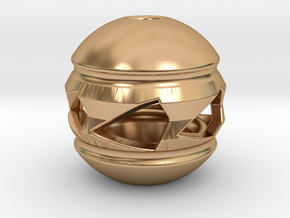 tzb Photon in Polished Bronze