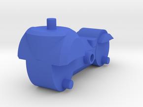 Acrotaur Torso in Blue Processed Versatile Plastic
