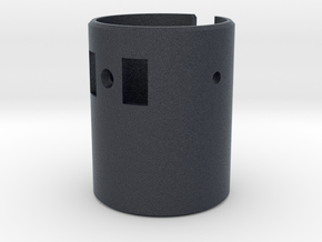 Praco flashes sleeve in Black Professional Plastic