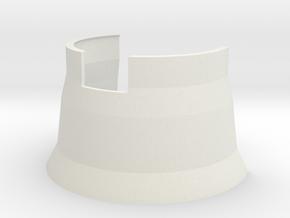 splash gaurd in White Natural Versatile Plastic