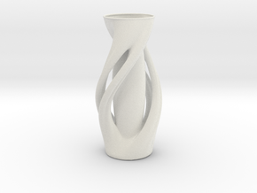 Vase 2719d Redux in Matte Full Color Sandstone