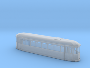 Lille ELRT body original condition HO scale  in Smooth Fine Detail Plastic: 1:87 - HO