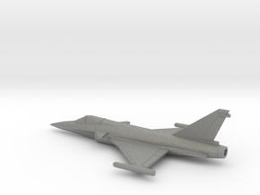 Soko Novi Avion (w/o landing gears) in Gray PA12: 6mm