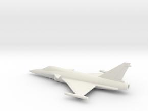Soko Novi Avion (w/o landing gears) in White Natural Versatile Plastic: 1:160 - N