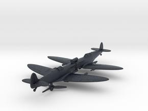 1/200 Spitfire MK VC in Black PA12