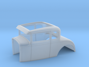"1/16  '30 Ford coupe, 2.5"" chop in Smooth Fine Detail Plastic"