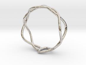 Ring 01 in Platinum