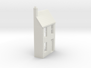 z-76-lr-t-house-rd-brick-comp in White Natural Versatile Plastic