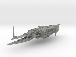 Last Exile.Anshar ofAdes Federation in Gray Professional Plastic