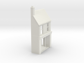 z-87-lr-t-shop-rd-brick-lc-comp in White Natural Versatile Plastic
