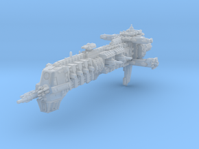 Sanctifier Cruiser mk.2 in Smooth Fine Detail Plastic