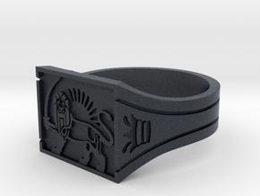 Ring 61 Emil v8 in Black Professional Plastic