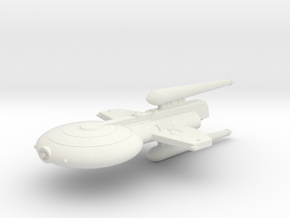 3788 Scale Gorn Stegosaurus Heavy Destroyer SRZ in White Natural Versatile Plastic