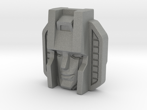 Starscream Face, Sunbow (Titans Return) in Gray PA12