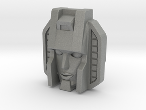 Slipstream, G1 Face (Titans Return) in Gray Professional Plastic