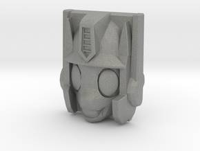 Pinkie Prime Face (Titans Return) in Gray Professional Plastic