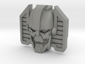 Machination Clone Face (Titans Return) in Gray PA12