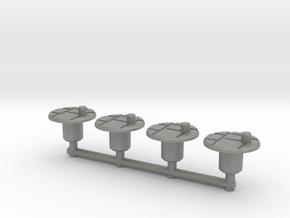 Titan Platforms, Basic, set of 4 in Gray PA12
