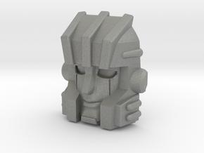 Stranglehold, Inner Robot Face (Titans Return) in Gray PA12