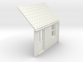z-87-lr-house-extension-1 in White Natural Versatile Plastic