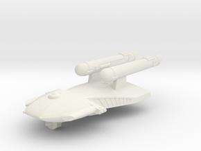 3788 Scale Fed Classic Light Cruiser WEM in White Natural Versatile Plastic