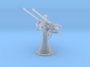 1/35 DKM 20mm C30 Double Flak Elevated in Smooth Fine Detail Plastic