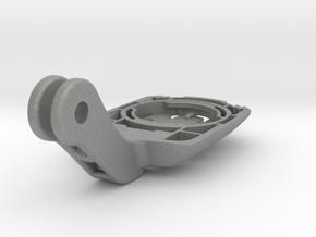 Wahoo BOLT Aero Bontrager / BMC Mounts in Gray Professional Plastic: Extra Small