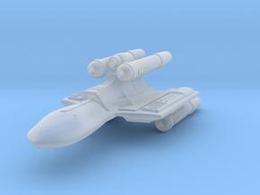 3788 Scale Romulan KillerHawk Super-Heavy Cruiser in Smooth Fine Detail Plastic