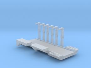YT1300 FFG 1/270 RAMP W INTERLOCK in Smooth Fine Detail Plastic