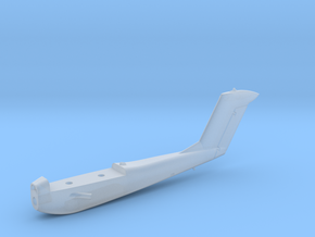 OV-10-144scale-3-Boom-Left in Smooth Fine Detail Plastic