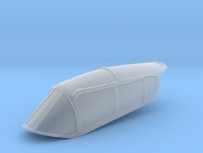 OV-10-144scale-7-Canopy-closed (clear) in Smoothest Fine Detail Plastic